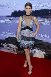 Lori Loughlin – Hallmark Movies and Mysteries Summer 2016 TCA Press Tour in Beverly Hills 7/27/2016