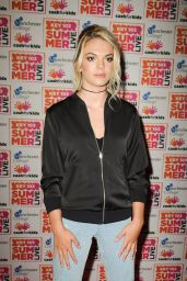 Louisa Johnson - Key 103 Live at the Manchester Arena, UK 7/16/2016