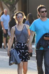 Lyndsy Fonseca - Out in Hollywood 6/29/2016