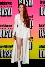 Madelaine Petsch – Entertainment Weekly's Comic Con Bash in San Diego 7/23/2016