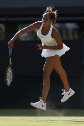 Madison Keys – Wimbledon Tennis Championships in London – 3rd Round