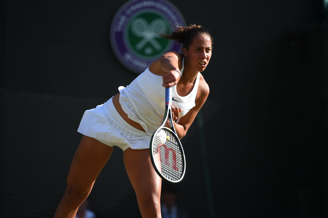 madison keys  u2013 wimbledon tennis championships in london  u2013 3rd round