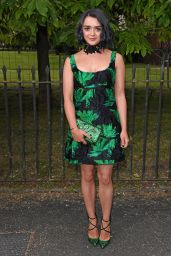 Maisie Williams - The Serpentine Summer Party in London, July 2016