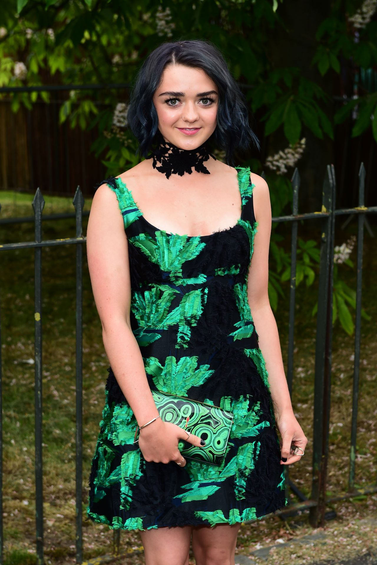 Maisie Williams - The Serpentine Summer Party in London ...