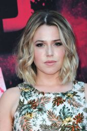 Majandra Delfino – 'Bad Moms' Premiere in Los Angeles