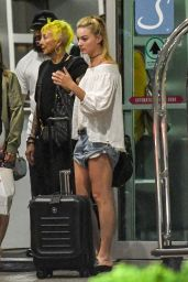 Margot Robbie - Arriving in Miami, FL 7/24/2016