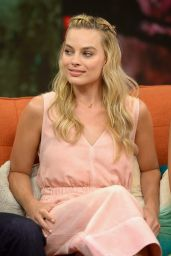 Margot Robbie at Univision