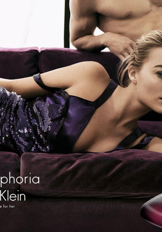 Margot Robbie - Calvin Klein Deep Euphoria Fragrance 2016