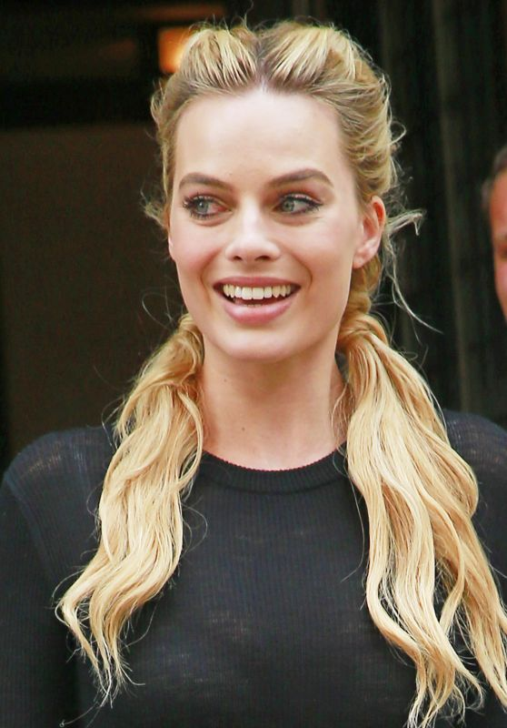 Margot Robbie - Out in NYC 7/30/2016