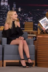 Margot Robbie - Tonight Show With Jimmy Fallon in NYC, July 2016