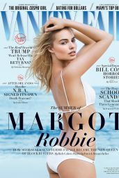 Margot Robbie - Vanity Fair August 2016 Photos and Cover