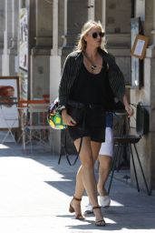 Maria Sharapova - Out in Barcelona 7/13/2016