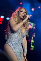 Mariah Carey Performs at Essence Festival in New Orleans, July 2016