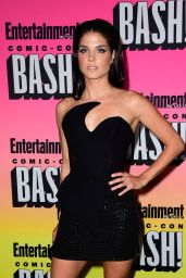 Marie Avgeropoulos – Entertainment Weekly's Comic Con Bash in San Diego 7/23/2016