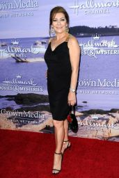 Marina Sirtis - Hallmark Channel and Hallmark Movies and Mysteries Summer 2016 TCA Press Tour
