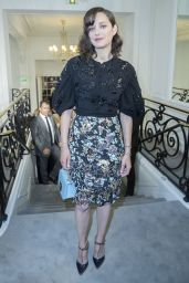 Marion Cotillard at Dior Haute Couture Fall/Winter 2016-2017 Show - Paris Fashion Week 7/4/2016