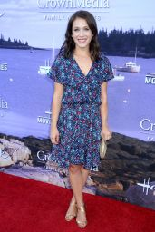 Marla Sokoloff – Hallmark Movies and Mysteries Summer 2016 TCA Press Tour in Beverly Hills 7/27/2016