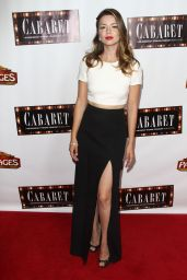 Masiela Lusha - Opening of Cabaret in Los Angeles, July 2016
