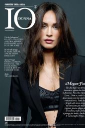 Megan Fox - Io Donna del Corriere della Sera June 2016 Issue