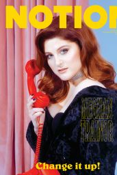 Meghan Trainor - Notion Magazine #73 Summer 2016