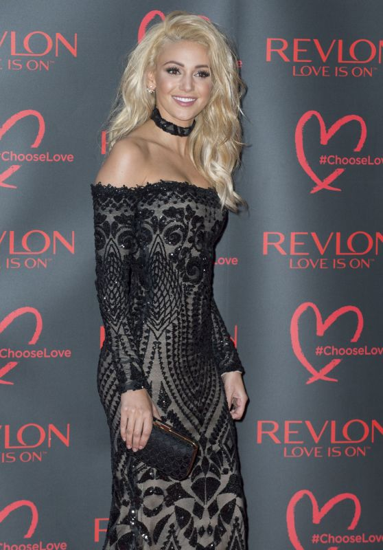 Michelle Keegan - Revlon Choose Love Masquerade Ball in London, UK 7/21/2016