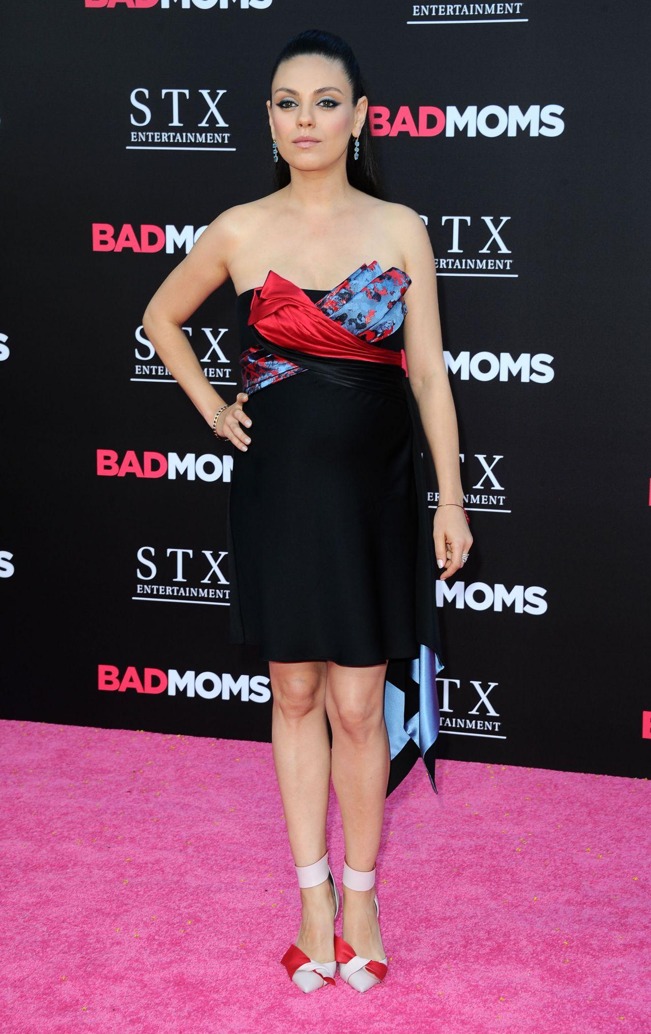 Mila Kunis – 'Bad ...