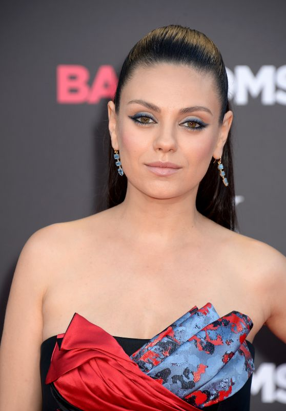 Mila Kunis – 'Bad Moms' Premiere in Los Angeles Mila Kunis