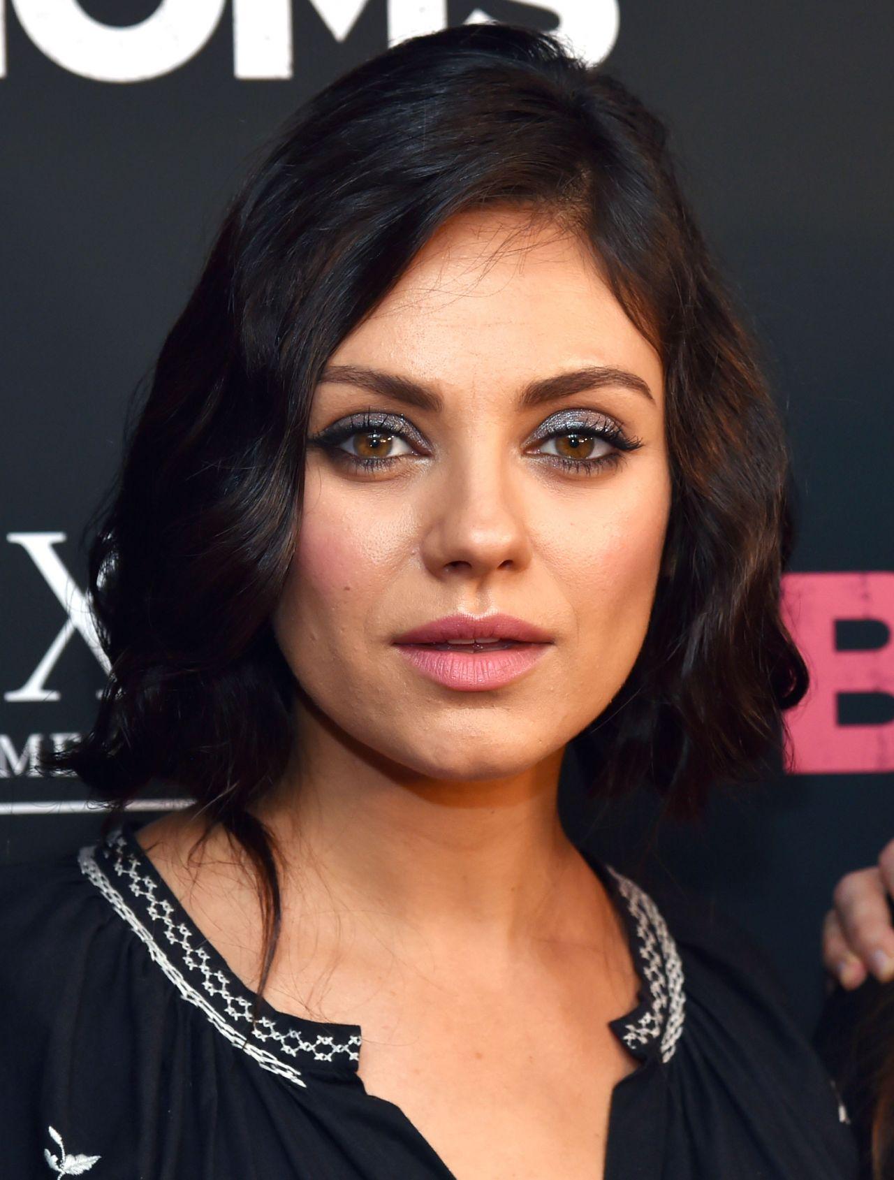 Mila Kunis Bad Moms Premiere In New York 7 18 2016