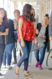 Mila Kunis Casual Style - New York City 7/20/2016