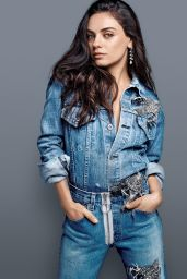 Mila Kunis - Photoshoot for US Glamour August 2016