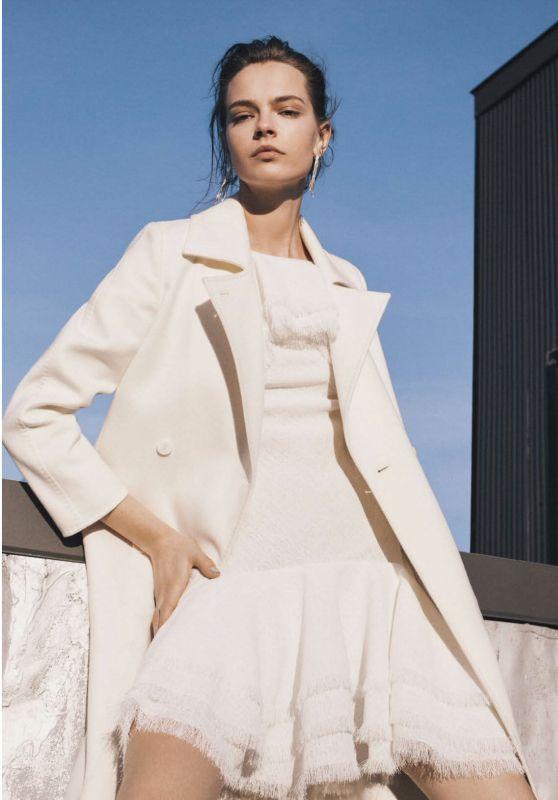 Mina Cvetkovic - Vogue Mexico & Latin America July 2016 Issue