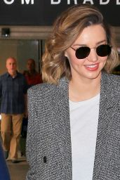 Miranda Kerr at LAX Airport in LA, 7/3/2016