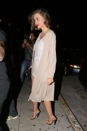 Miranda Kerr at Sore Bar in Hollywood, July 2016
