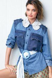 Miranda Kerr - Photoshoot for Elle Brazil July 2016