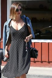 Miranda Kerr - Shopping in Brentwood 7/14/2016