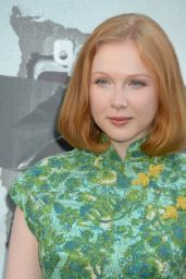 Molly Quinn – 'Lights Out' Premiere in Los Angeles, CA 7/19/2016