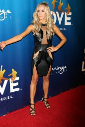 Nastia Liukin – 'The Beatles LOVE' Legendary Musical 10th Anniversary Celebration, July 2016