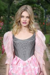 Natalia Vodianova - Arriving at the Ulyana Sergeenko Haute Couture Fall/Winter 2016/2017 Show in Paris 7/3/2016