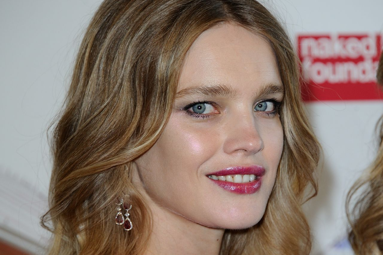 Natalia Vodianova  The Art Of Giving Love Ball Naked Heart Foundations Photo -9156