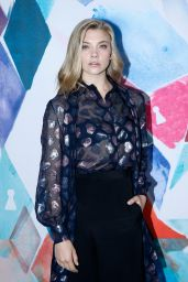 Natalie Dormer - Schiaparelli Haute Couture Fall/Winter 2016-2017 Show in Pars 7/4/2016