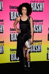 Nathalie Emmanuel – Entertainment Weekly's Comic Con Bash in San Diego 7/23/2016