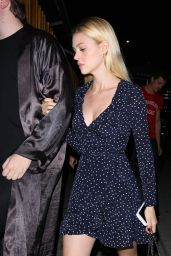 Nicola Peltz Night Out Style - Nice Guy in West Hollywood, CA 7/17/2016