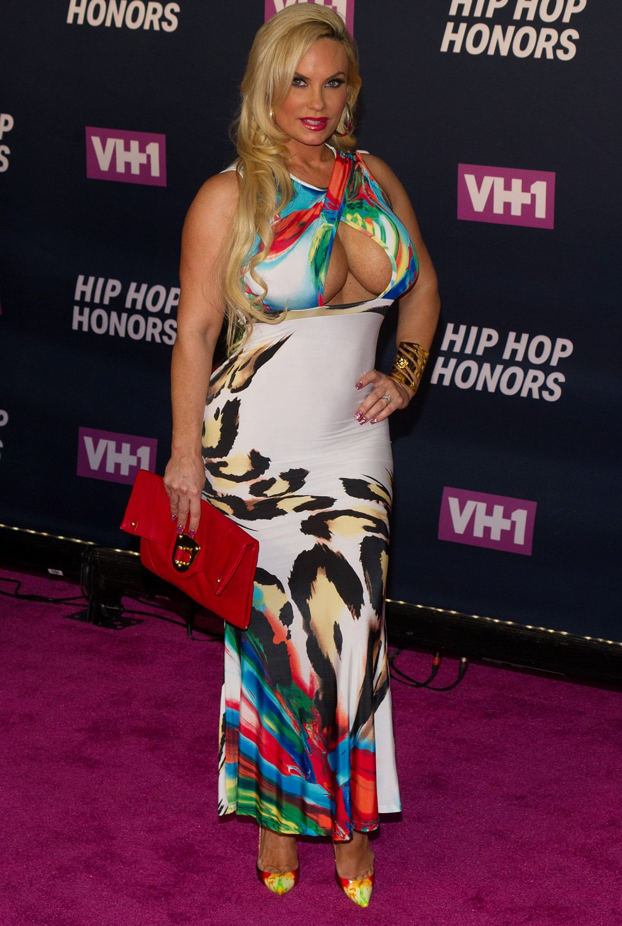 Nicole Coco Austin – VH1 Hip Hop Honors in New York City, July 2016