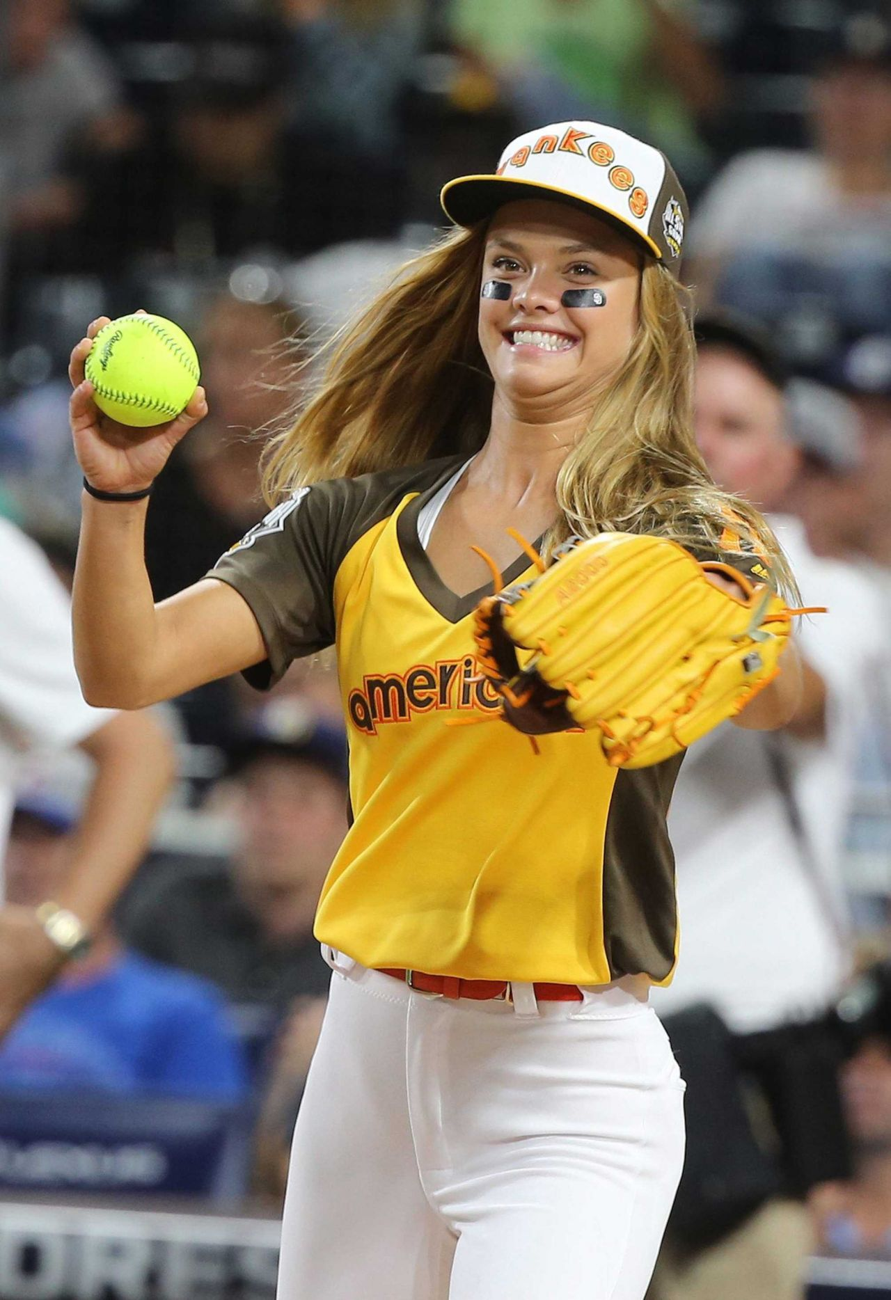All star legends celebrity softball game