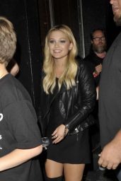 Olivia Holt - Heading to Her Concert After Party in Los Angeles, July 2016