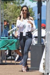 Olivia Munn - Century Celebrity Golf Tournament South Lake Tahoe, July 2016