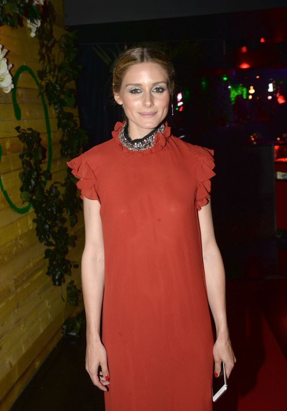 Olivia Palermo at Love Ball After Party at the club L'Arc in Paris 7/6/2016