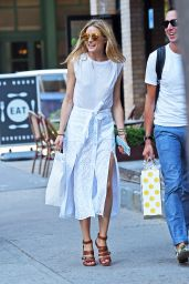 Olivia Palermo Summer Style - New York City, 07/21/2016