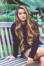 Paris Berelc - NKD Magazine July 2016 Photos