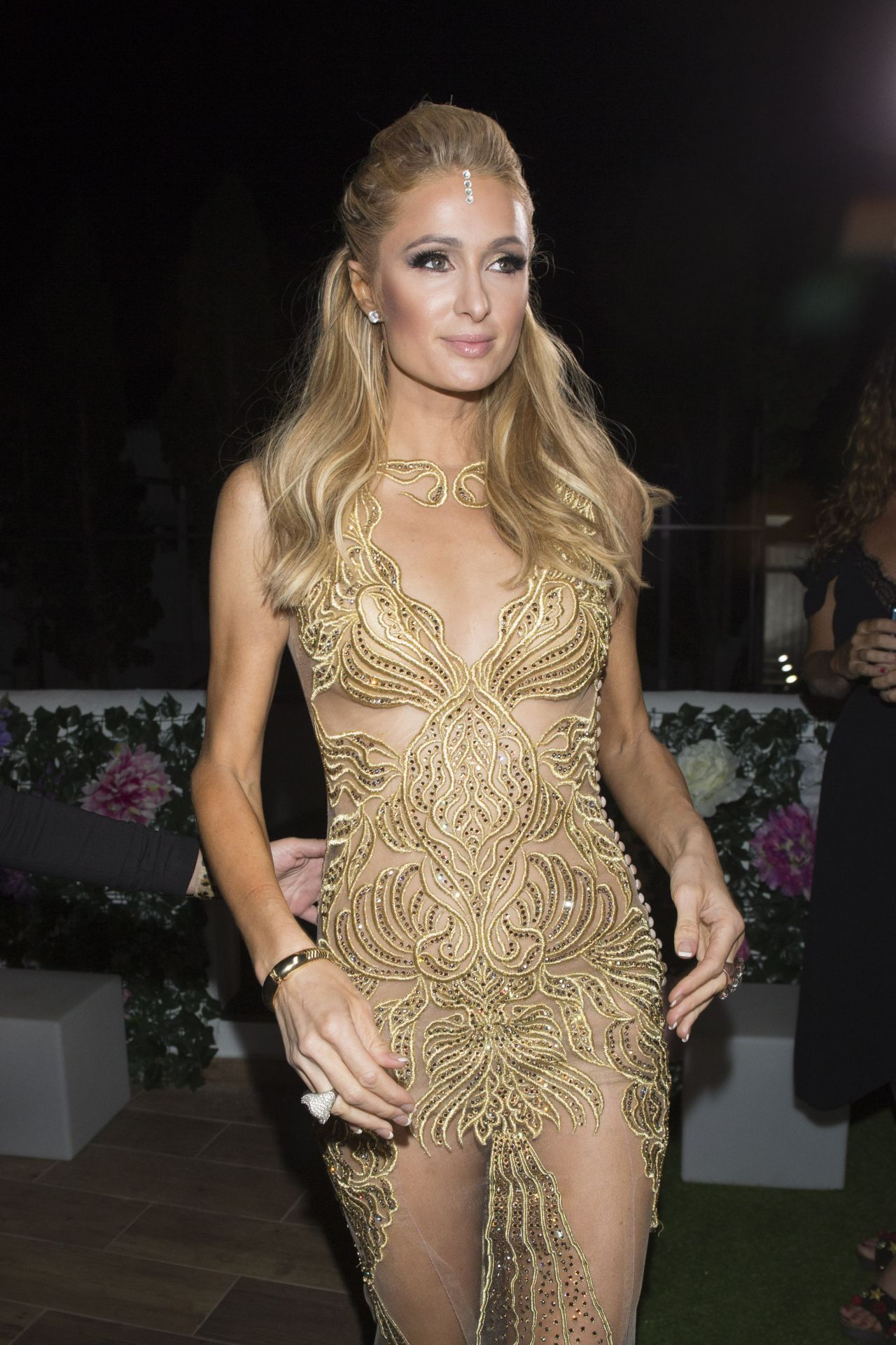 Paris Hilton – 'Foam & Diamonds' Opening party in Ibiza 7/2/2016 Paris Hilton